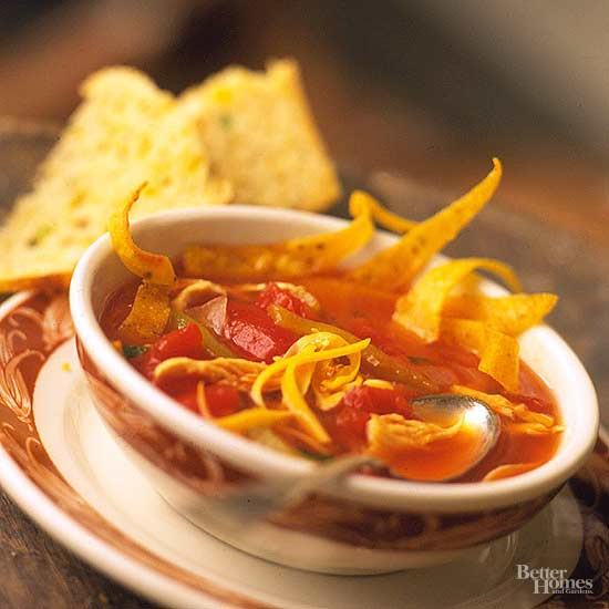 Mexican chicken tortilla soup forumfinder Choice Image