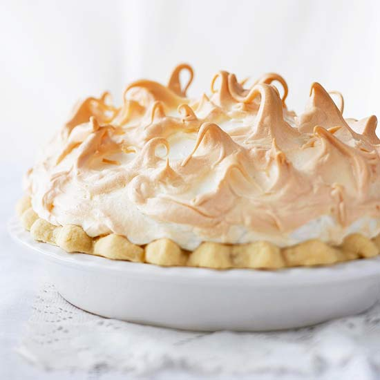 Why Meringue Pies Weep