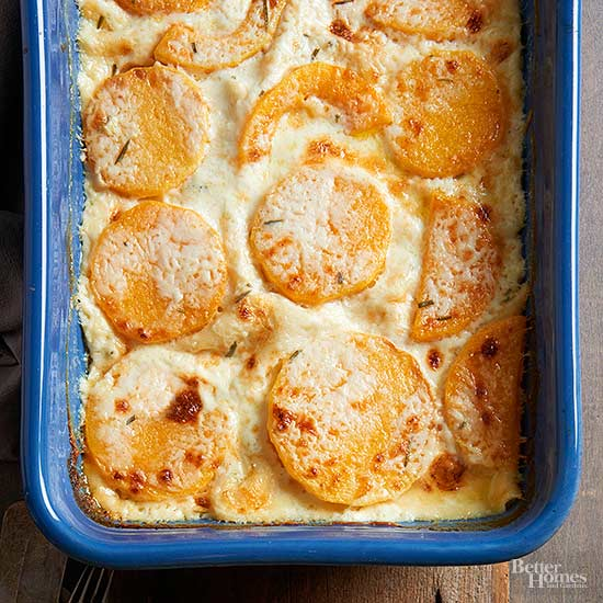 Butternut squash lasagna for Better homes and gardens lasagna