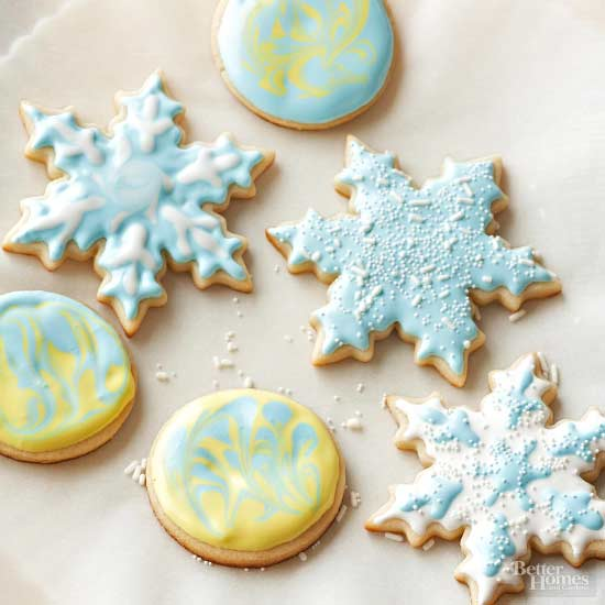 sugar cookies with a fresh twist