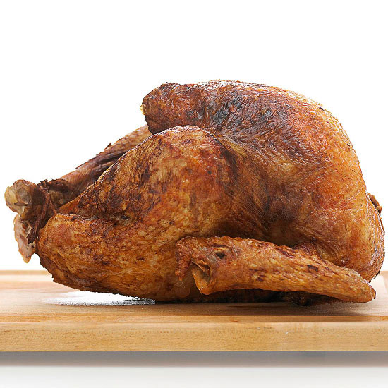 Best Temperature to Deep-Fry a Turkey