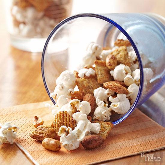 Honey mustard snack mix forumfinder Choice Image