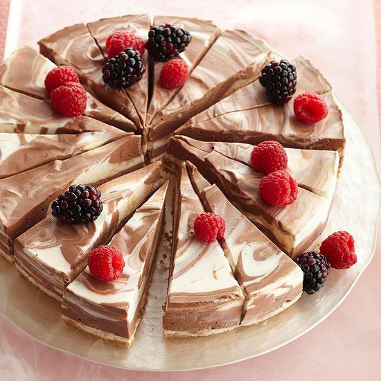 Better Homes And Gardens Chocolate Swirl Cheesecake Recipe