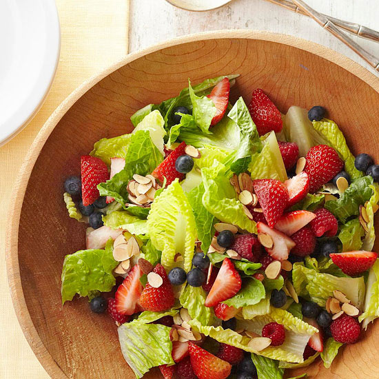 Triple berry salad forumfinder Image collections