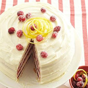 Better Homes And Garden Vanilla Bean Cake