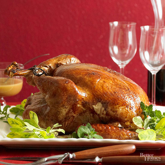 apple cider ginger brined turkey - Best Christmas Dinners