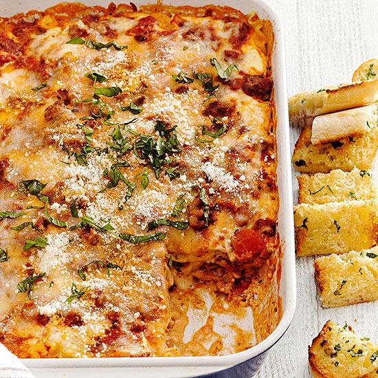 Our Classic Lasagna Recipe