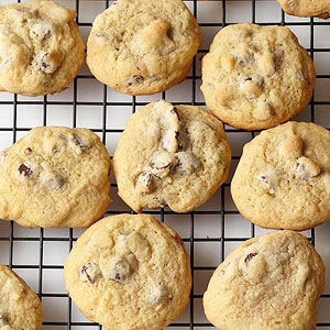 Margarine chocolate chip cookies for Better homes and gardens chocolate chip cookies