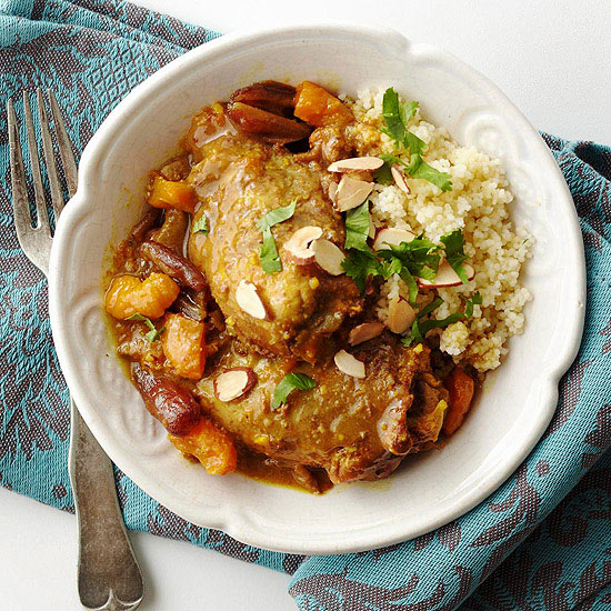Moroccan tagine style chicken thighs forumfinder Images