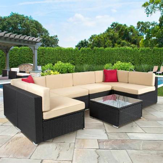 Deal of the Day: Lounge-Worthy Outdoor Sofa Set