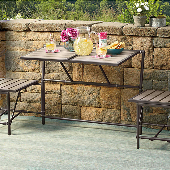 Deal of the Day: 30% Off Convertible Patio Table