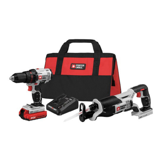 Deal of the Day: Power Tool Combo Kit