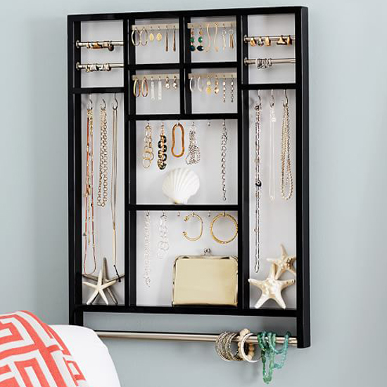 Deal of the Day: 40% Off Pottery Barn Jewelry Holder