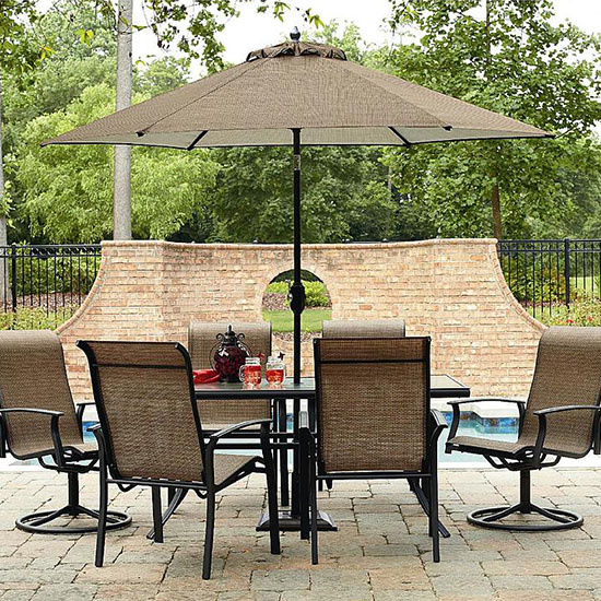 Deal Of the Day: Outdoor Dining Set 50% Off!
