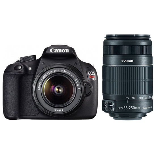 Deal of the Day: $150 Off Canon Rebel Camera
