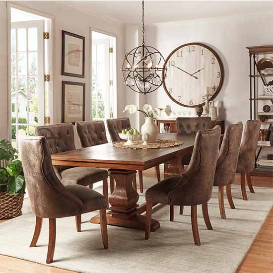 Deal of the Day: Up to 60% Off at Overstock's Dining Room Furniture Sale