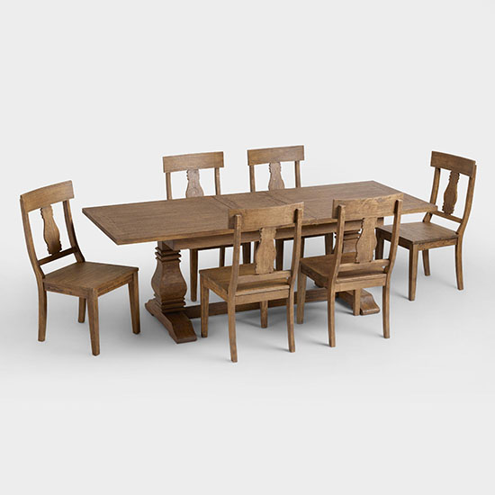Deal of the Day: 50% Off World Market Deighton Dining Collection
