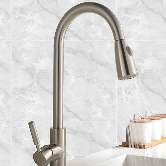 Deal of the Day: Pull-Down Faucet Sale Starting at 50% Off