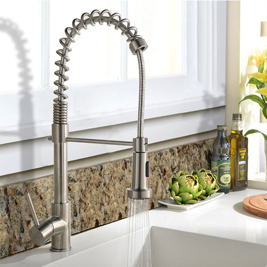 Deal of the Day: Up to 79% Off Kitchen Faucets