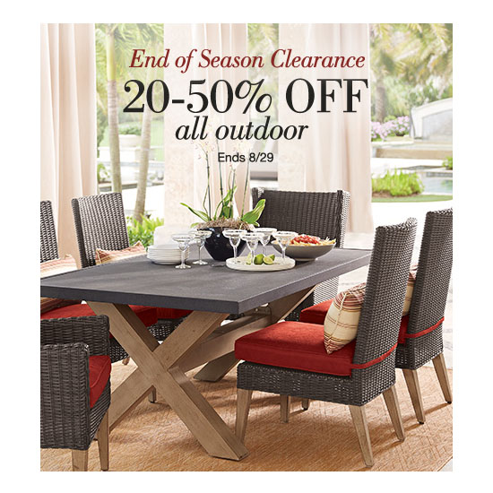 Deal of the Day: Up to 50% Off Outdoor at Home Decorators Collection