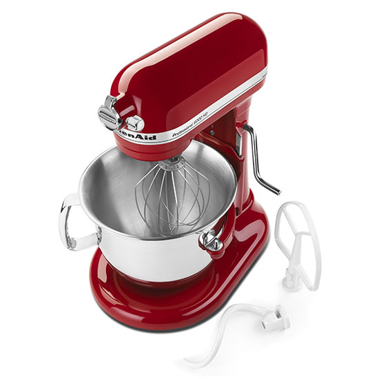 Deal of the Day: Up to 40% Off Kitchen Mixers