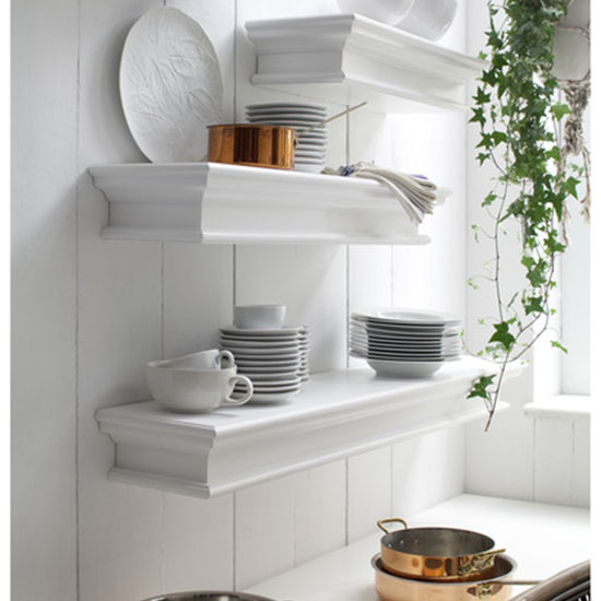 Deal of the Day: Up to 62% Off Decorative Shelving