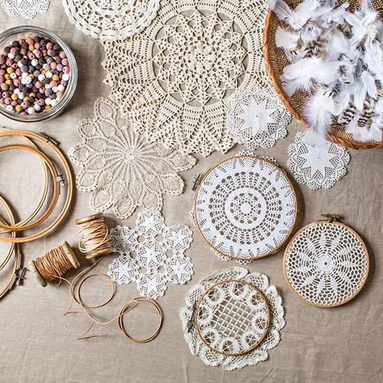 12 Gorgeous DIY Dreamcatchers That Will Bring Your Design ...