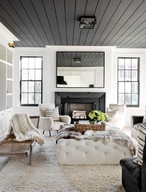 6 Paint Colors That Make A Splash On Ceilings