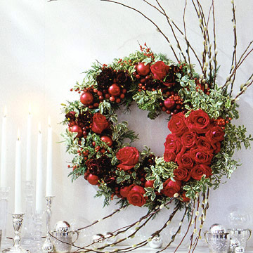 How to Make a Burst of Beauty Wreath