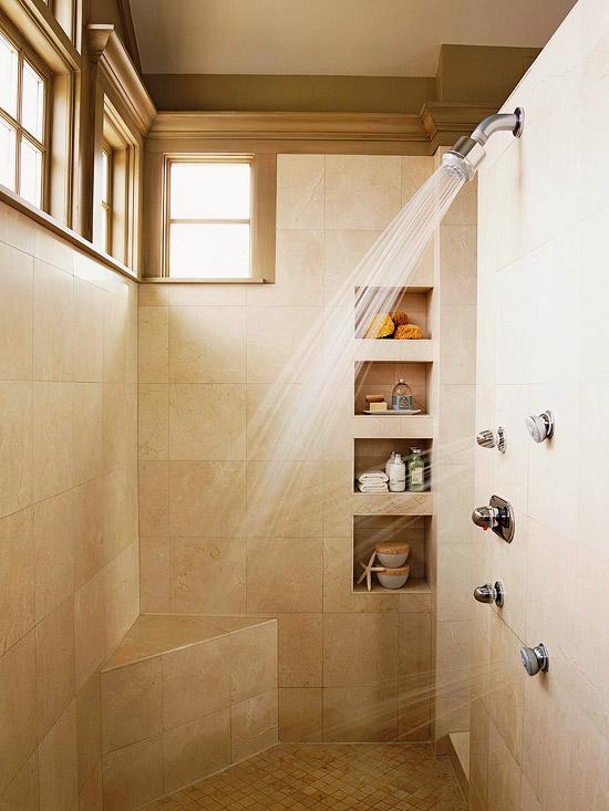 Shower Head Styles