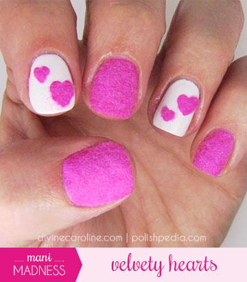 Velvety Hearts