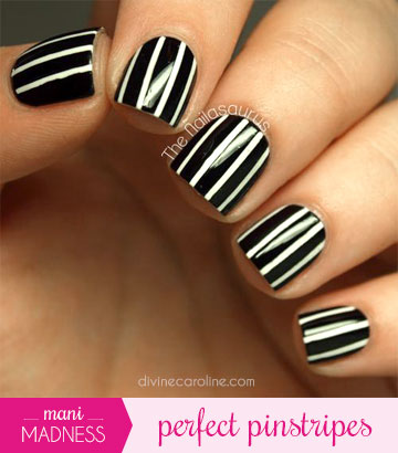 Perfect Pinstripes