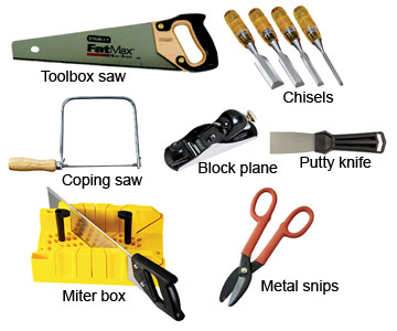 To Handle The Demands Of A Remodeling Project Make Sure Tools You Have Are Good Quality And In Condition Drip Some Oil On Stone