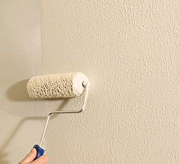 How To Paint Popcorn Ceiling With A Roller Www Gradschoolfairs Com