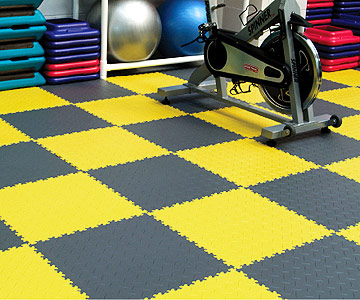 Snap Together Rubber Flooring Flooring Ideas And Inspiration - Click together garage flooring