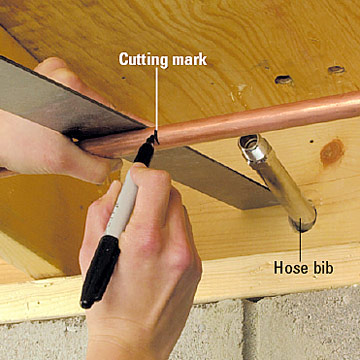 Cutting Mark