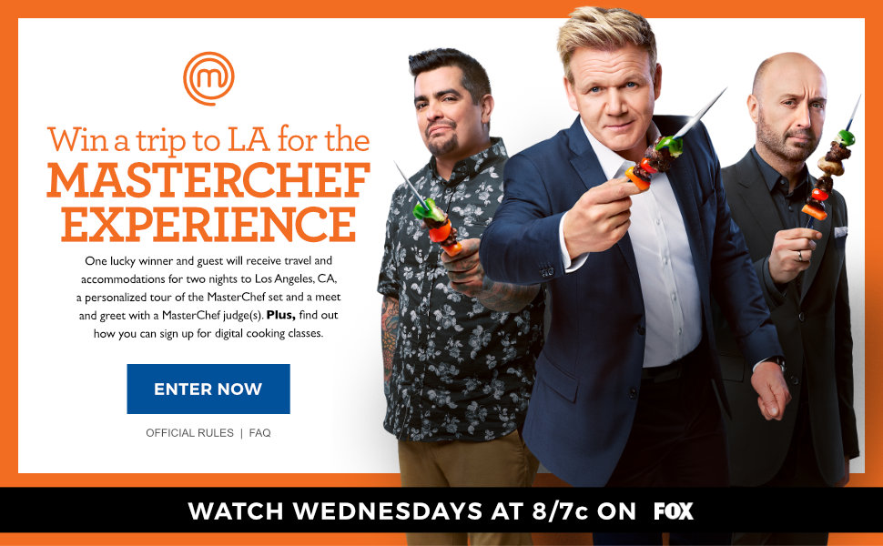 Family Circle & MasterChef Experience Sweepstakes