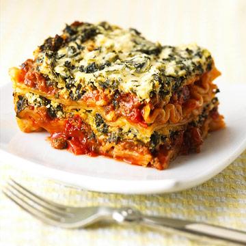 5 Factor Lasagna Fitness Magazine