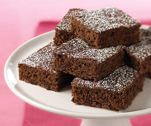 Guilt-Free Double Chocolate Brownies