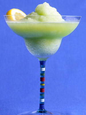 Frozen Lime Margaritas Fitness Magazine