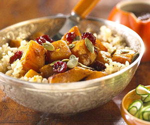 Indian-Spiced Squash