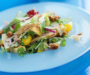 Three-Bread Salad
