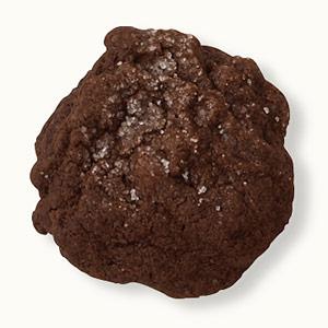 Double-Chocolate Drip-Drop Cookies