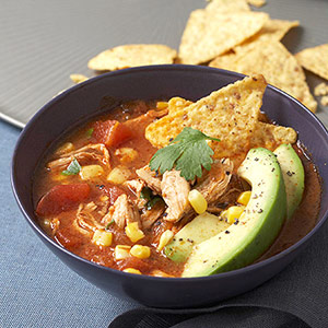 Mexican Style Chicken Soup Fitness Magazine
