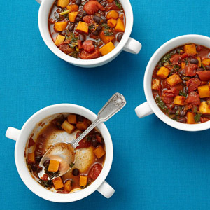 Chipotle Vegetable Chili