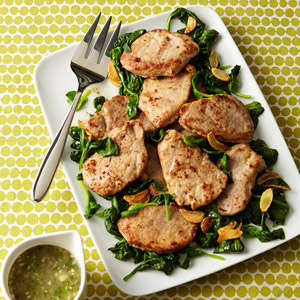 Pork Piccata With Lemon and Capers