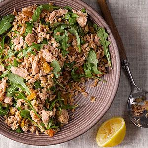 Sicilian Farro-and-Tuna Salad