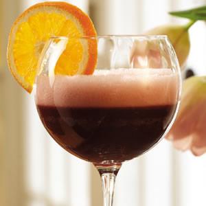 Campari, Grapefruit & Pomegranate Cocktail