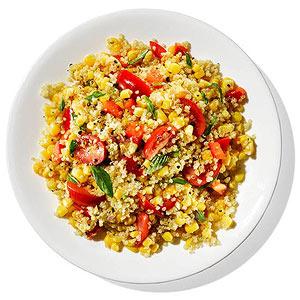 Image result for corn quinoa