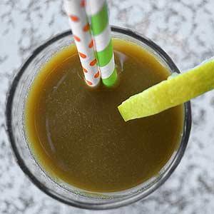 Asparagus Avocado Smoothie